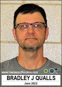 Bradley James Qualls a registered Sex Offender of Iowa