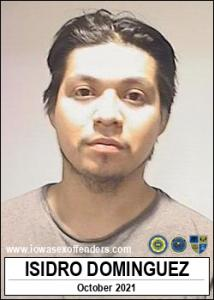 Isidro Dominguez a registered Sex Offender of Iowa