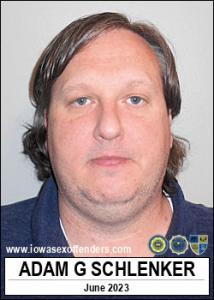 Adam George Schlenker a registered Sex Offender of Iowa