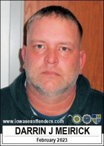 Darrin Joseph Meirick a registered Sex Offender of Iowa