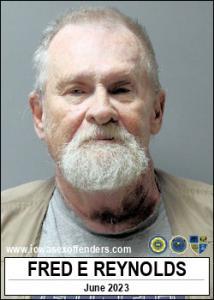 Fred Eugene Reynolds a registered Sex Offender of Iowa