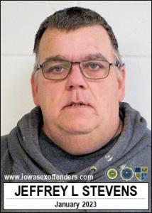 Jeffrey Lane Stevens a registered Sex Offender of Iowa
