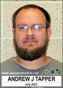 Andrew Jon Tapper a registered Sex Offender of Iowa