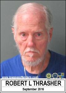 Robert Lee Thrasher a registered Sex Offender of Iowa