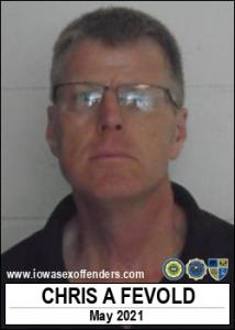 Chris Alan Fevold a registered Sex Offender of Iowa