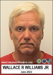 Wallace Reid Williams Jr a registered Sex Offender of Iowa