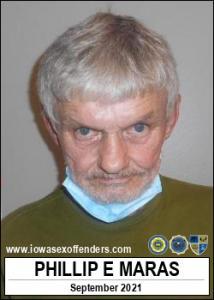Phillip Eugene Maras a registered Sex Offender of Iowa