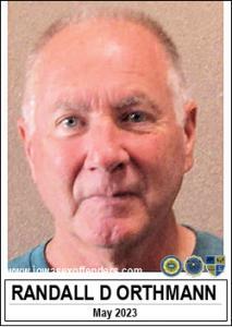Randall Dean Orthmann a registered Sex Offender of Iowa