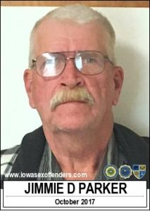 Jimmie Dean Parker a registered Sex Offender of Iowa