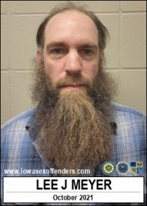 Lee James Meyer a registered Sex Offender of Iowa