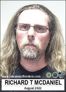 Richard Thomas Mcdaniel a registered Sex Offender of Iowa