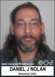 Daniel James Nolan a registered Sex Offender of Iowa