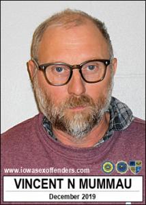 Vincent Neal Mummau a registered Sex Offender of Iowa