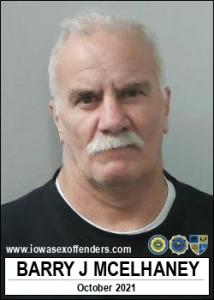 Barry Joseph Mcelhaney a registered Sex Offender of Iowa
