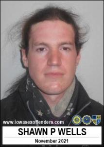 Shawn Paul Wells a registered Sex Offender of Iowa