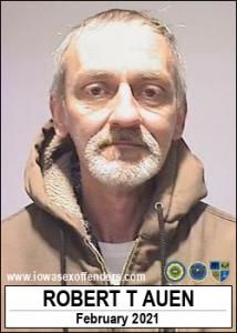 Robert Thomas Auen a registered Sex Offender of Iowa