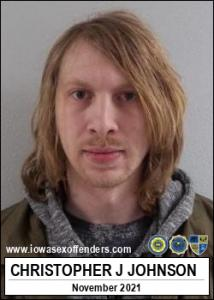 Christopher Jade Johnson a registered Sex Offender of Iowa