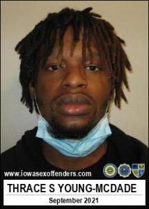 Thrace S Young-mcdade a registered Sex Offender of Iowa