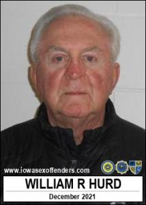 William Robert Hurd a registered Sex Offender of Iowa
