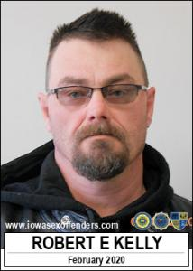 Robert Eugene Kelly a registered Sex Offender of Iowa
