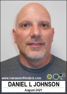 Daniel Lee Johnson a registered Sex Offender of Iowa
