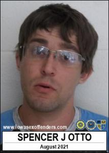 Spencer James Otto a registered Sex Offender of Iowa