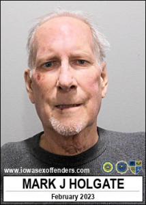 Mark Jeffery Holgate a registered Sex Offender of Iowa