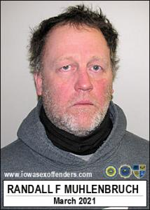Randall Fredrick Muhlenbruch a registered Sex Offender of Iowa