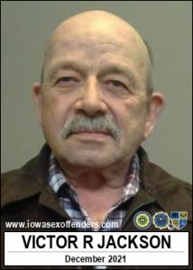 Victor Ray Jackson a registered Sex Offender of Iowa