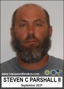 Steven Charles Parshall II a registered Sex Offender of Iowa