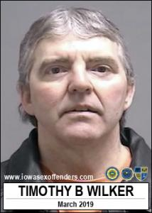 Timothy Brian Wilker a registered Sex Offender of Iowa