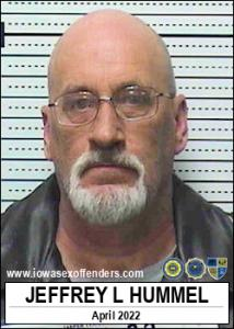Jeffrey Leroy Hummel a registered Sex Offender of Iowa