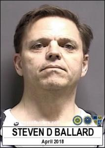 Steven Dean Ballard a registered Sex Offender of Iowa