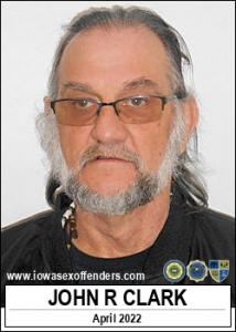 John Richard Clark a registered Sex Offender of Iowa