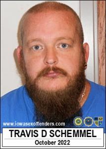 Travis Donald Schemmel a registered Sex Offender of Iowa