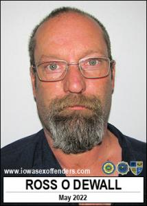 Ross Otto Dewall a registered Sex Offender of Iowa