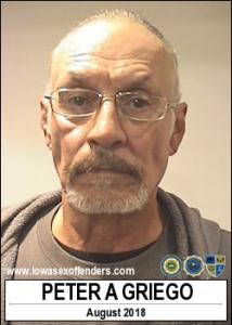Peter Anthony Griego a registered Sex Offender of Iowa