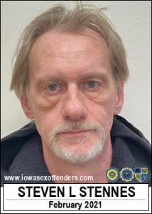 Steven Leroy Stennes a registered Sex Offender of Iowa