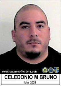 Celedonio Marez Bruno a registered Sex Offender of Iowa