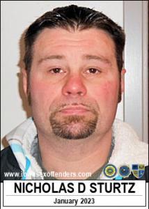 Nicholas David Sturtz a registered Sex Offender of Iowa