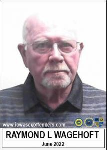 Raymond Leroy Wagehoft a registered Sex Offender of Iowa