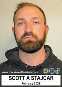 Scott Andrew Stajcar a registered Sex Offender of Iowa