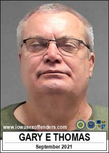 Gary Eugene Thomas a registered Sex Offender of Iowa