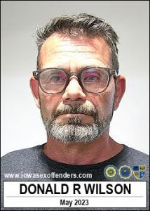 Donald Robert Wilson a registered Sex Offender of Iowa