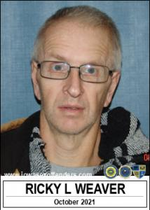 Ricky Lee Weaver a registered Sex Offender of Iowa