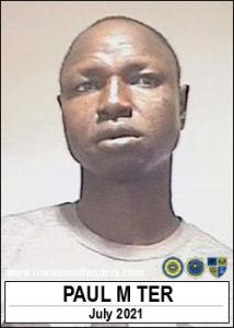 Paul Manyang Ter a registered Sex Offender of Iowa