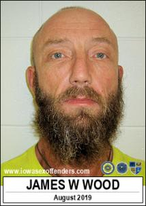 James Weston Wood a registered Sex Offender of Iowa