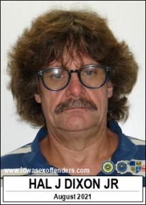 Hal Joseph Dixon Jr a registered Sex Offender of Iowa