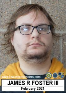 James Ray Foster III a registered Sex Offender of Iowa
