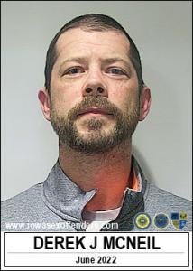 Derek John Mcneil a registered Sex Offender of Iowa